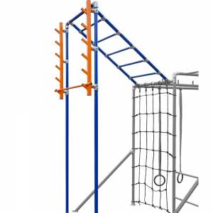 Incline Ladder to 3m Salmon Ladder